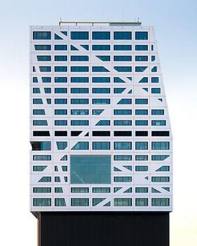 L'hôtel de ville d'Utrecht, un chef-d'œuvre architectural sur Jay Vervoort