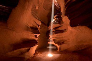 Antelope Canyon van Laura Vink