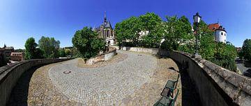 Schloss Altenburg Panorama von Frank Herrmann