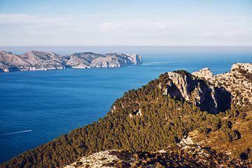 Majorca - Cap de Formentor van