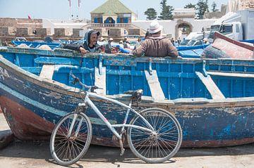 Marokko Essaouira van Marc van Gessel