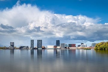 Skyline Almere Day van Bart Hendrix
