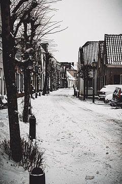 Dorpsstraat Baambrugge von thomas van der Wijngaard