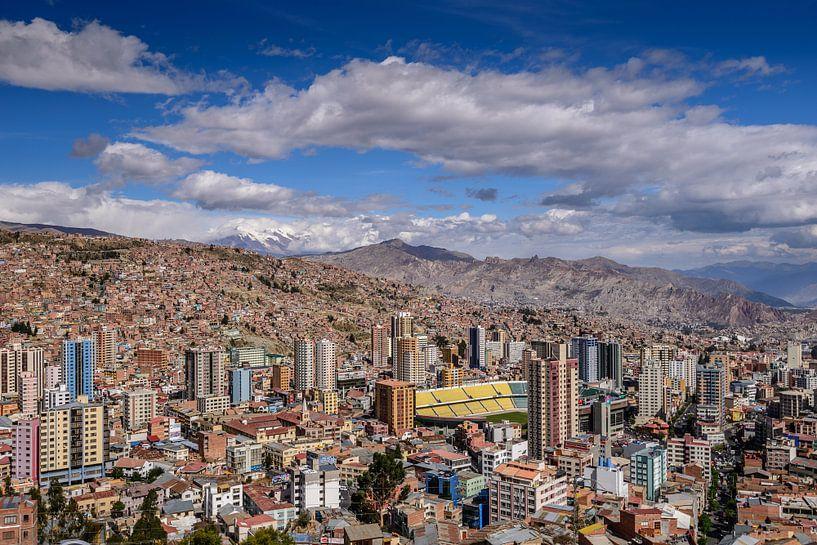 Bergen van La Paz van Ronne Vinkx