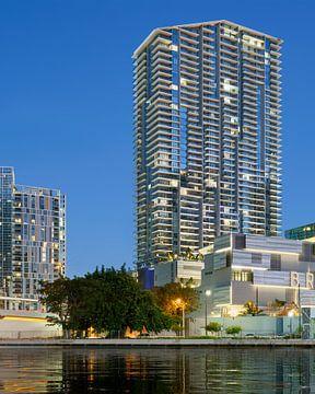 Miami Skyline von Mark den Hartog