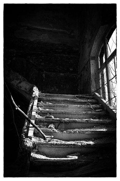 Upstairs van Jaco Verheul
