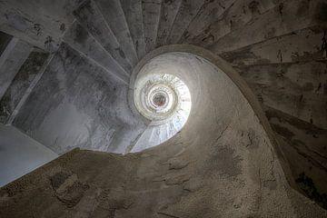 Verlassene Orte: auf dem Kopf stehend von Preciousdecay by Sandra