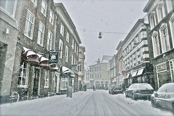 Winteropname Vughterstraat Den Bosch