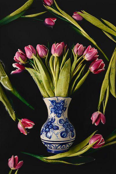 Tulpen uit Amsterdam van Nikki Segers