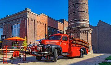 Oude Brandweerwagen