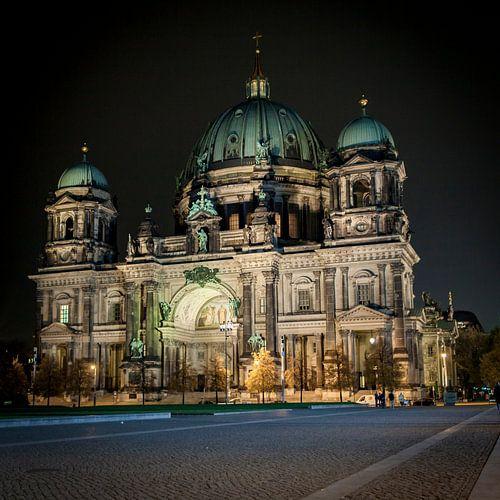 Berliner Dom voorkant  van