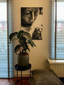 Kundenfoto: Boeddha von Jacqueline Lodder