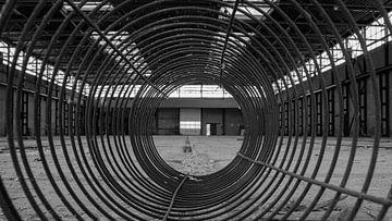 Betonson fabriek Arkel von Pauline Aalfs