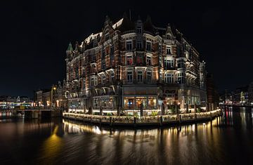 Das L'Europe Amsterdam... von Bert - Photostreamkatwijk