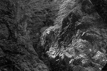 Triglav rotswand van Rudy De Moor