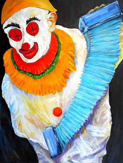 Clown von Eberhard Schmidt-Dranske