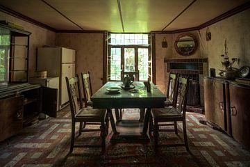 Aan tafel van Chantal Nederstigt