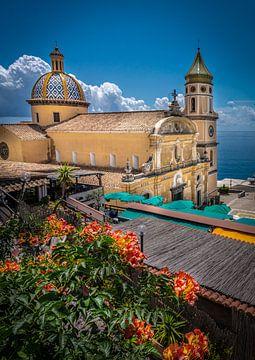 Praiano / Amalfiküste von Mario Calma