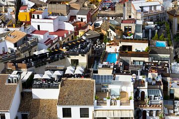 Dak van Sevilla van
