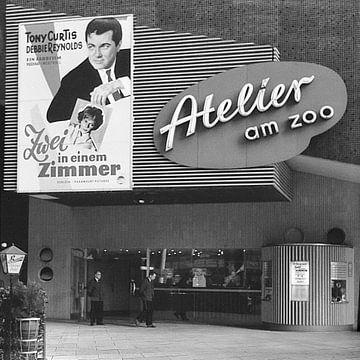 Cinema Berlijn 1961 van Timeview Vintage Images
