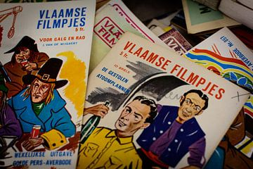Vlaamse Filmpjes van Gust Philippaerts