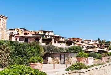 Porto Cervo auf der italienischen Insel Sarinia von Compuinfoto .