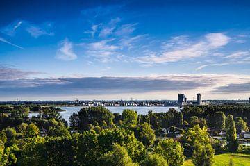 Rotterdam Nesselande  en Zeverhuizenplas van Ricardo Bouman   Fotografie