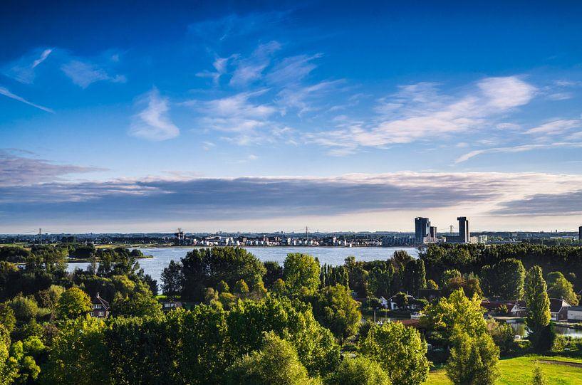 Rotterdam Nesselande  en Zeverhuizenplas van Ricardo Bouman | Fotografie