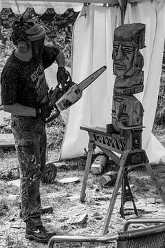 Bildhauer van Rolf Pötsch
