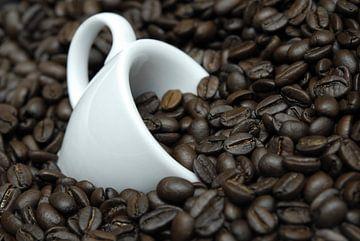 Een kop koffie van Vovk Serg