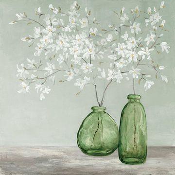 Spring Delight Green, Julia Purinton van Wild Apple
