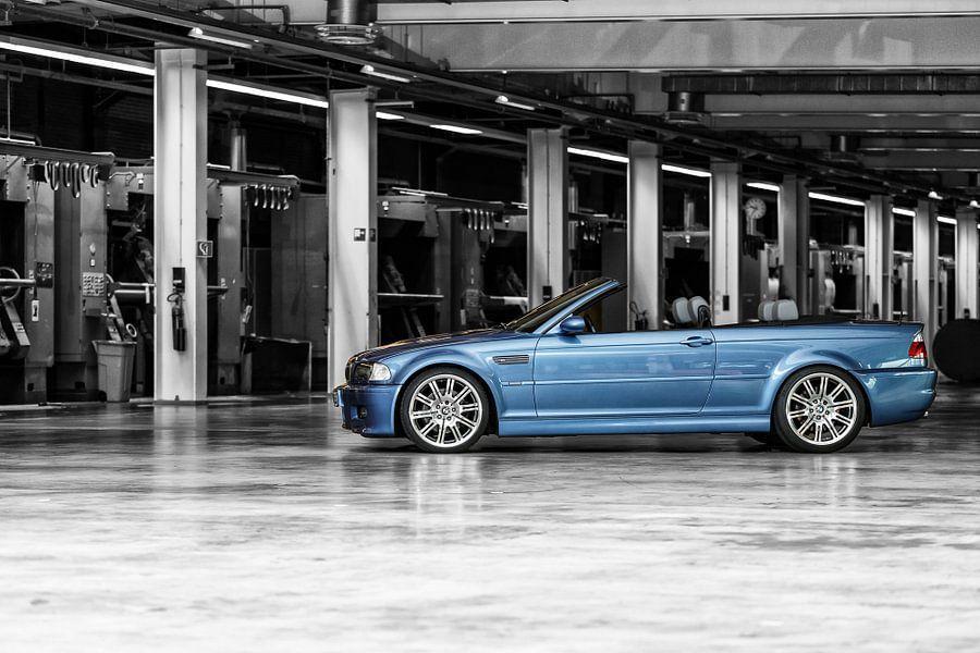 BMW M3  van Menno Schaefer
