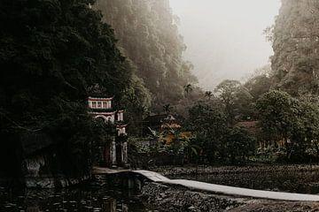 Vietnam - Tam Coc, Ninh Binh von Jan-Hessel Boermans