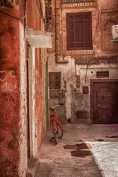 Marrakech in Marroko sur ingrid schot