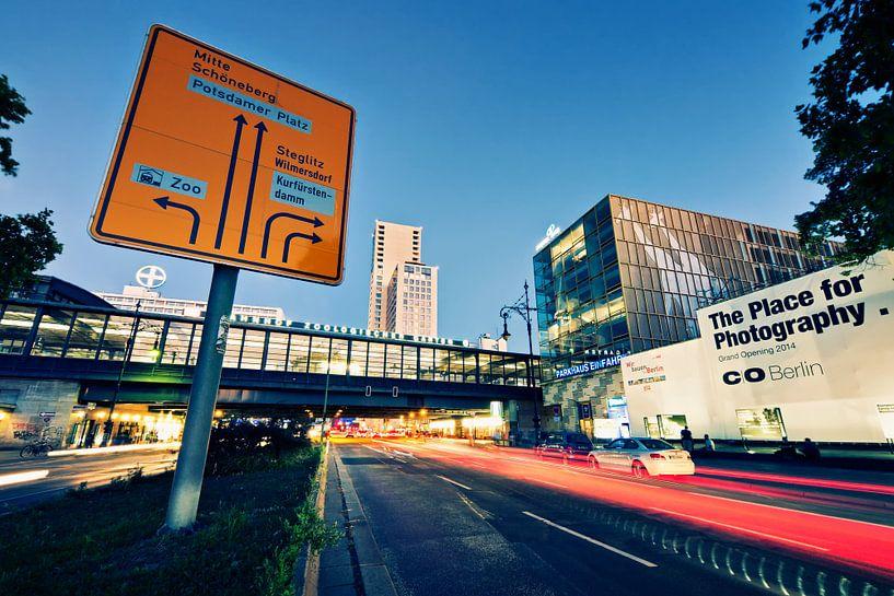 C/O Berlin – Amerika Haus van Alexander Voss