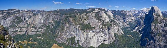 YOSEMITE VALLEY Panoramic VI