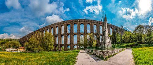 The Aqueduct of Vanvitelli
