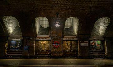 The Tube of Sherlock Holmes sur Joris Pannemans - Loris Photography