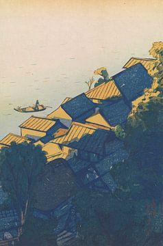 Sonnenuntergang, Kasamatsu Shiro