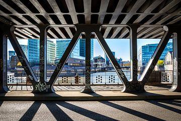 Onder de brug van Sabine Wagner