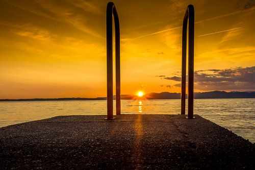 Garda Sunset van