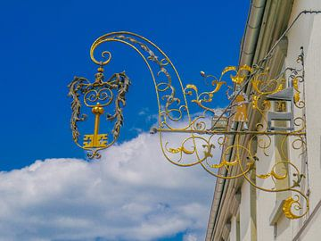 DE - Baden-Wurttemberg : The golden key sur Michael Nägele