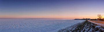 Een kleurige winterblik van Jack Tol
