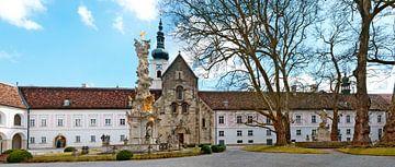 Klooster Heiligenkreuz van Leopold Brix