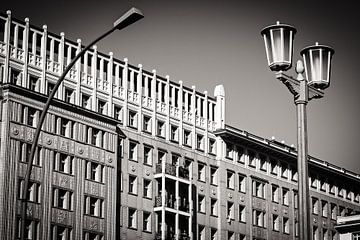 Berlin – Karl-Marx-Allee sur Alexander Voss