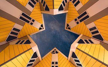 Kubus woningen, Rotterdam van Reinier Snijders