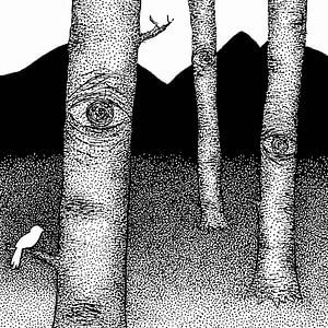 Nature is Watching van Charlotte Hartong