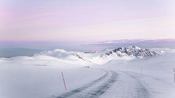 Norwegen ~ die Straße zum Nordkap von Peter Boon