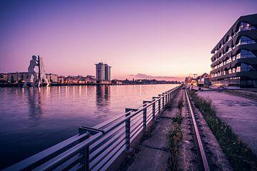 Berlin – Mediaspree / Osthafen sur Alexander Voss