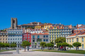 Buntes Lissabon von Antwan Janssen